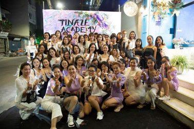 Những chia sẻ của học viên khóa T24 trong buổi lễ bế giảng tại Tina Le Academy
