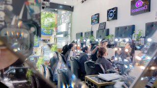 Học viên Tina Lê Make Up hân hoan trở lại học tập sau thời gian nghỉ dịch Covid 19