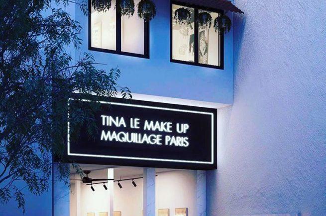 """không gian đào tạo cực """"chất"""" tại Tina Lê Makeup Academy"""