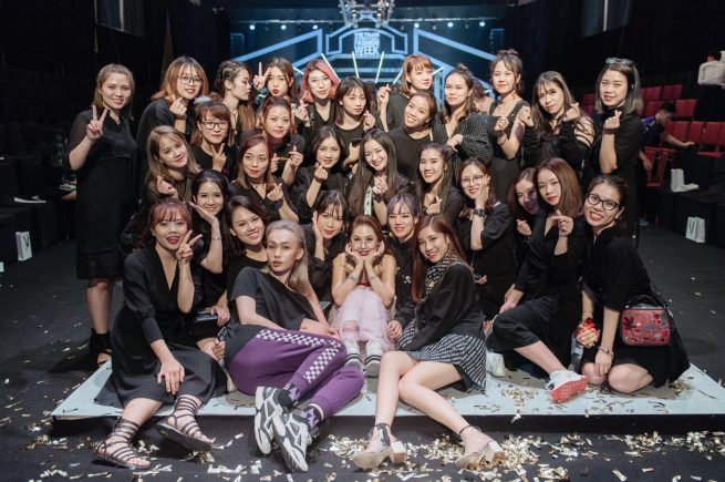 Đội ngũ chuyên viên tại Tina Lê Make Up Maquillage Academy