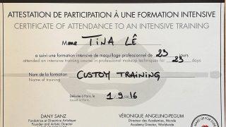 Tina Lê Make Up Academy: Trung tâm đào tạo make- up tiêu chuẩn quốc tế đầu tiên tại Việt Nam