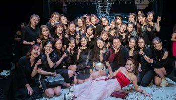 Bà trùm Tina Lê đột phá tại Vietnam International Fashion Week 2018