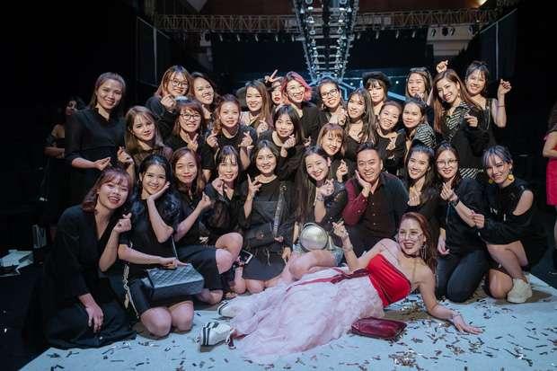Thành công rực rỡ của team Tina Lê tại VIFW 2018