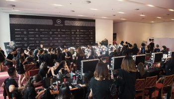 """Đội ngũ nhân viên Tina Lê thể hiện tài năng tại """"Vietnam International Fashion Week 2018"""""""