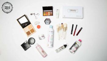 Bộ sản phẩm make up cá nhân cho da khô
