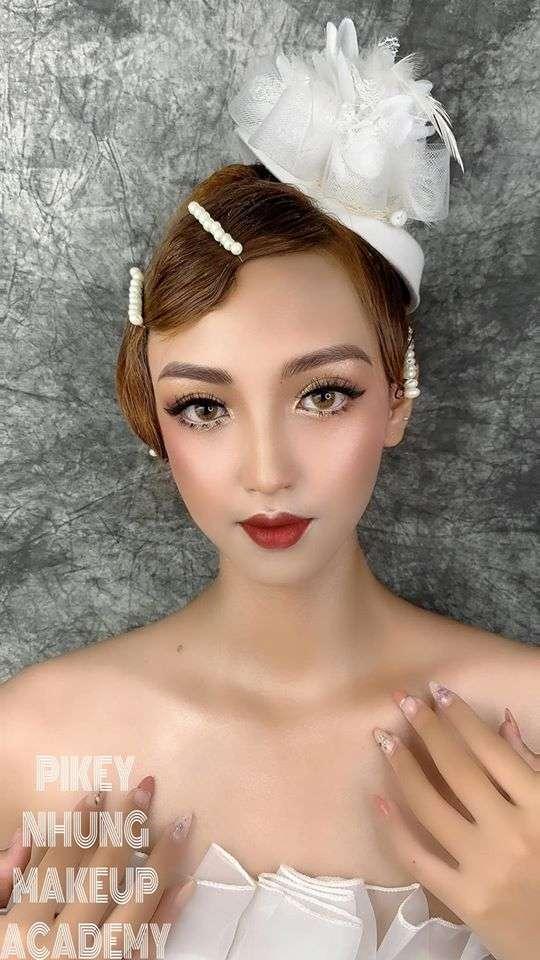 Các dịch vụ make up tại Pikey Nhung đa dạng, dành được nhiều sự tin tưởng từ khách hàng