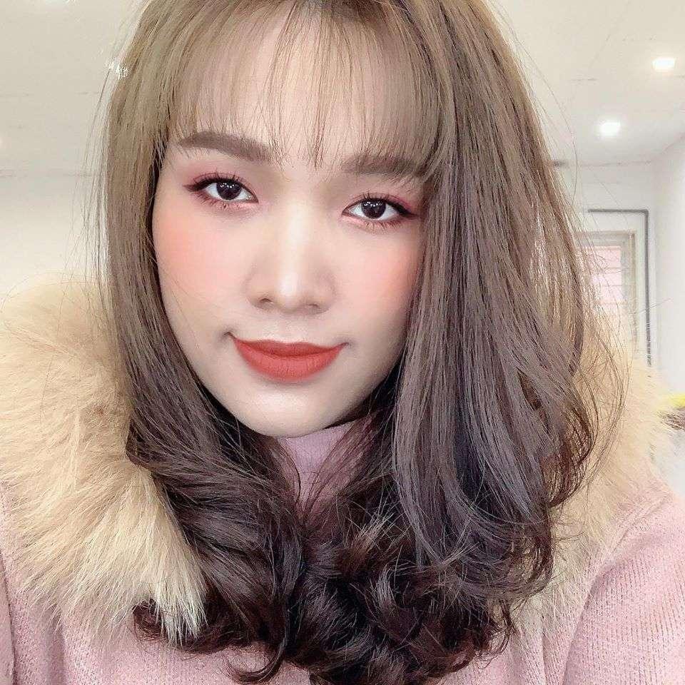 Cô nàng 8x – Pikey Nhung, một trong những học viên thành công tại Tina Le Academy