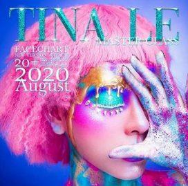 Facechart Tina Le 2020