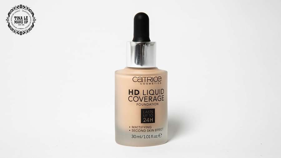 Nền Catrice HD Liquid Coverage