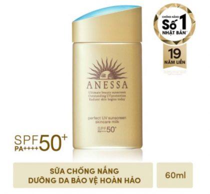 Kem chống nắng Anessa Perfect UV Sunscreen