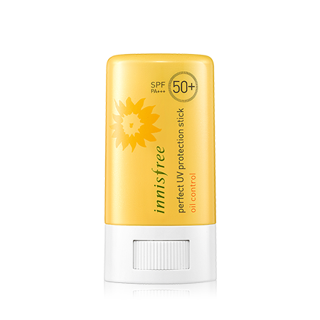 Kem chống nắng Innisfree Perfect UV Protection Stick Oil Control SPF50