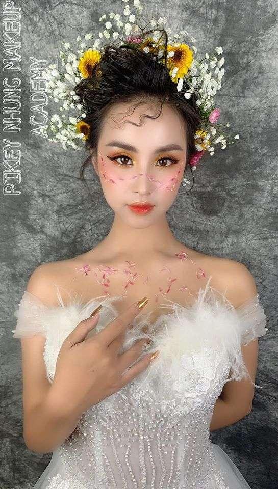 Một số tác phẩm do Pikey Nhung hoàn thành gây ấn tượng(1)