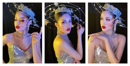 Một số tác phẩm make up đẹp không tì vết của cô nàng Dung Đỗ(2)