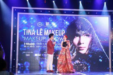 Show diễn Tina Lê '10 năm – 1 con đường' và những khoảnh khắc đáng nhớ