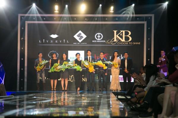 Các nhà tài trợ đồng hành cùng show kỷ niệm 10 năm của Tina Lê