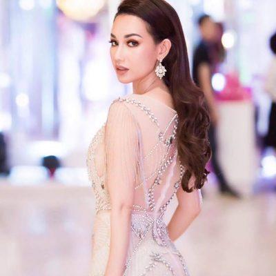 Quỳnh Chi luôn đẹp ở mọi góc cạnh