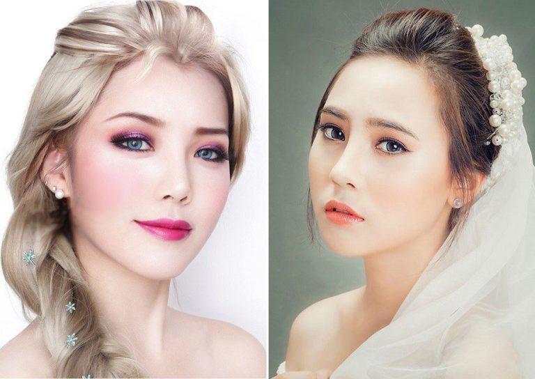 Phong cách trang điểm Elsa kiêu kỳ