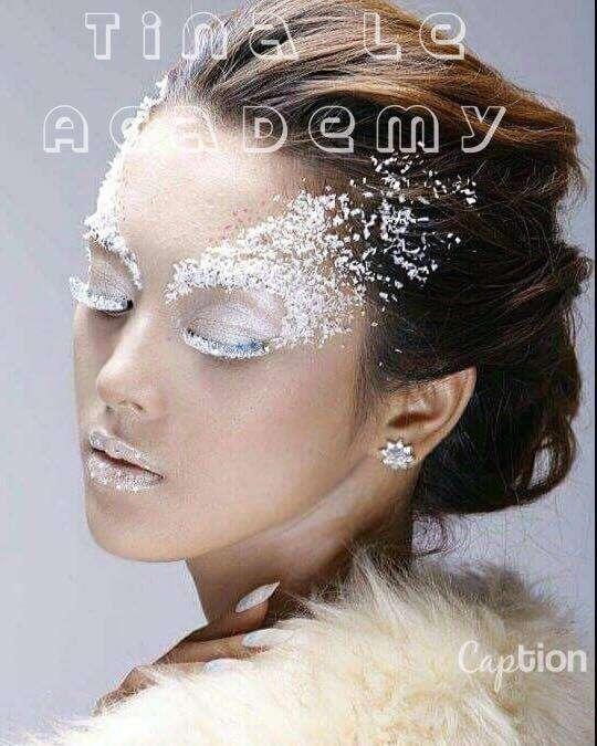 Tác phẩm của học viên tại Tina Le Make Up Academy (1)