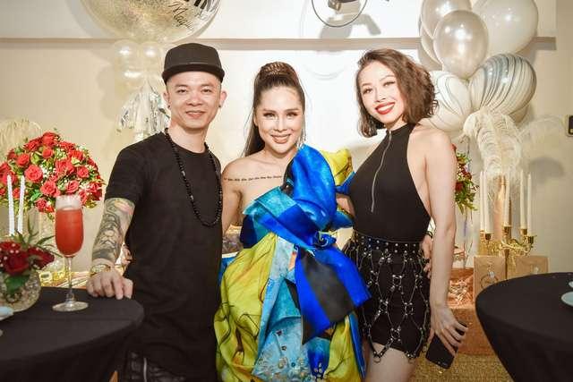 Tina Le cùng DJ Tommy
