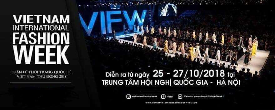 Sự kiện thời trang lớn nhất và đáng mong chờ nhất trong năm- Vietnam International Fashion Week