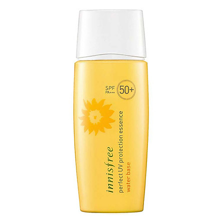 Kem chống nắng Innisfree Perfect UV Protection Essence Water Base SPF 50 PA+++
