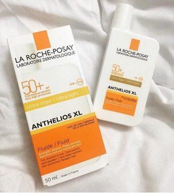 Kem chống nắng La Roche Posay - Anthelios XL SPF 50+Fluid ULTRA-LIGHT