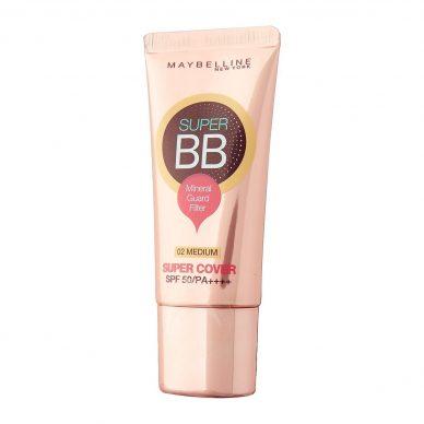 Kem nền BB Cream MAYBELLINE NEWYORK SUPER BB SPF 50/ PA ++++